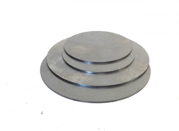 Stahlronde 3,0 mm Materialstärke