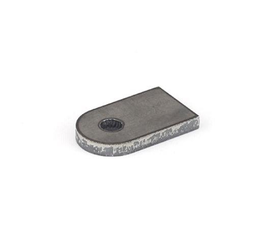 Stahl Anschweisslasche 50x30x5mm Bohrung Ø 9mm