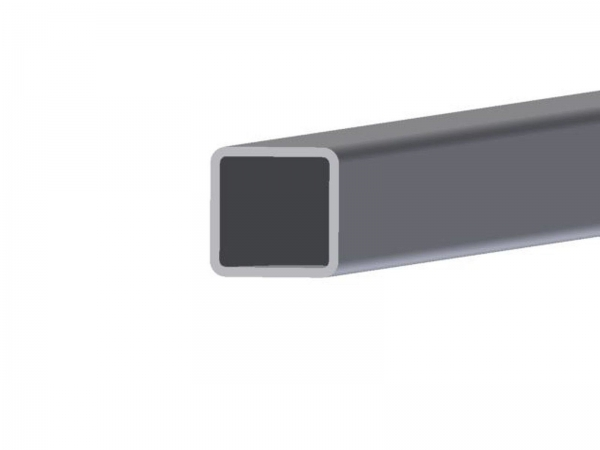 Vierkant-Rohr 50x50x2mm 1450mm