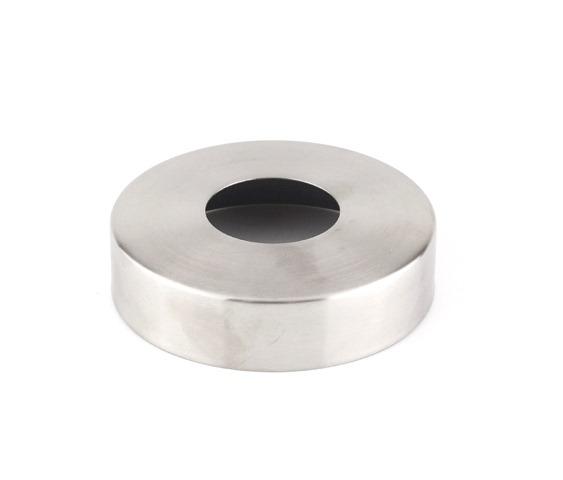 Abdeckrosette Ø105 x 25mm für Rohr Ø42,4mm