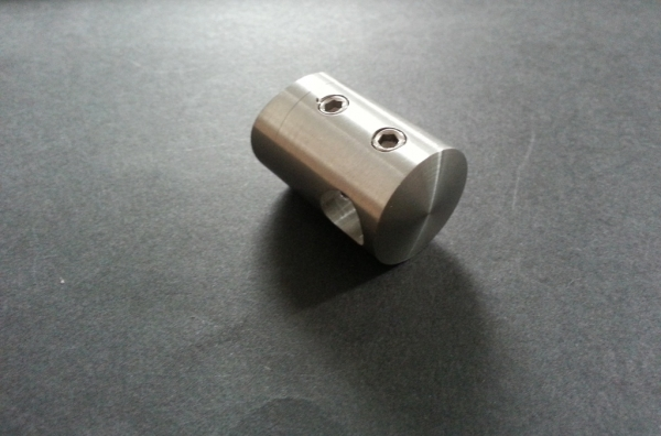 Querstabhalter Stab Ø 12mm für 42,4 Rohr