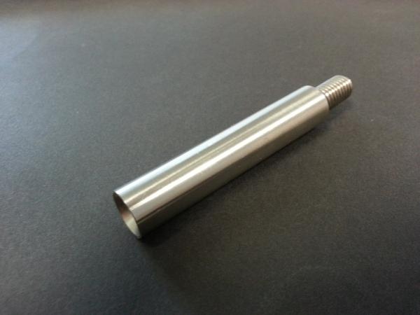 Handlaufträgerstütze 65mm Ø12mm