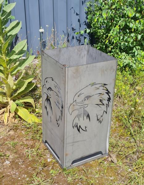 Feuerkorb Adler
