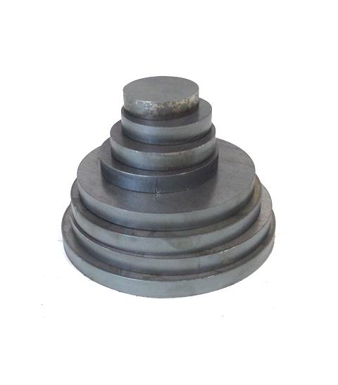 Stahlronde 4,0 mm Materialstärke