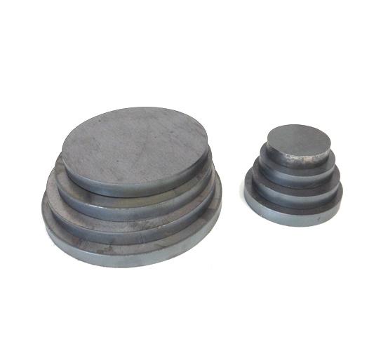 Stahlronde 1,5 mm Materialstärke