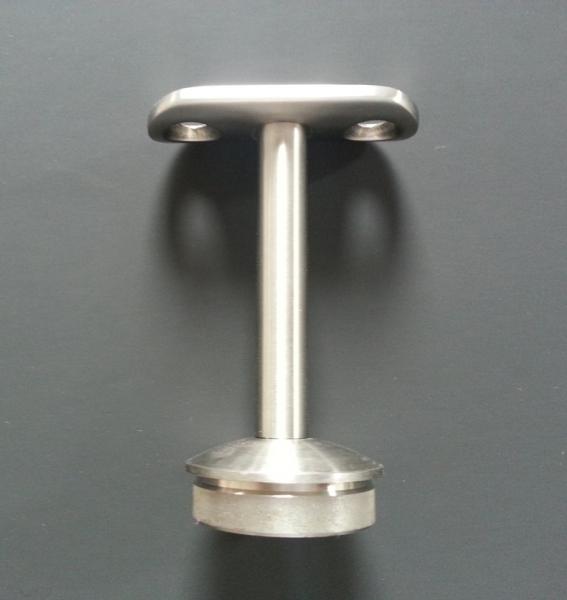 Handlaufträger für Rohr Ø42,4x2,0mm 100mm