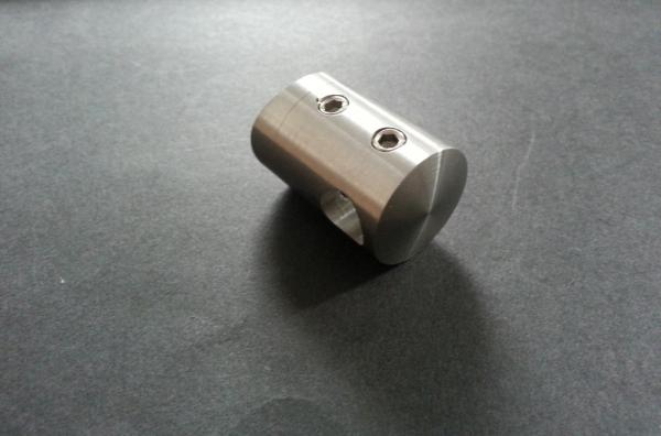 Querstabhalter Stab Ø 10mm für 42,4 Rohr